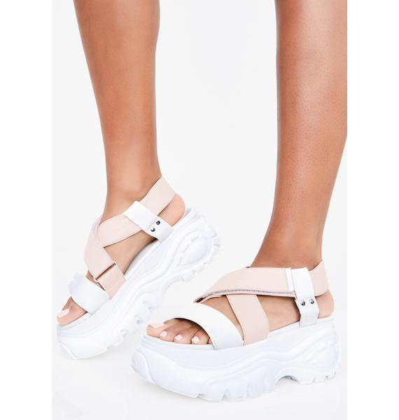 Bare OG Kush Platform Sandals