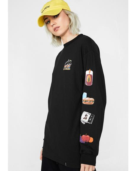 Bodega Long Sleeve T-Shirt