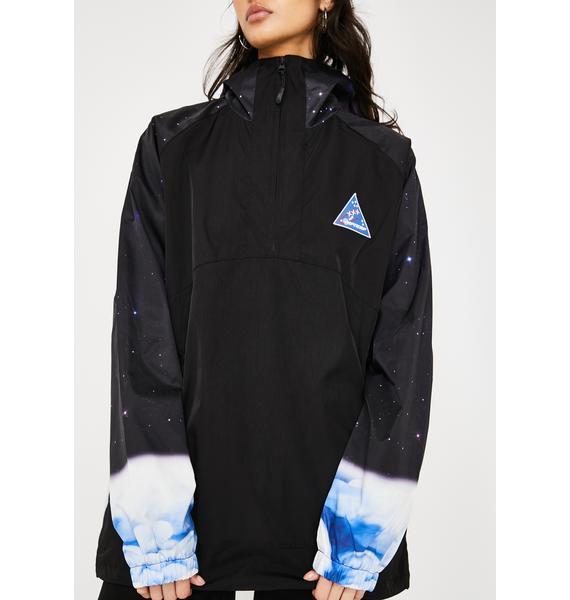 RIPNDIP Galaxy Gypsy Anorak Jacket
