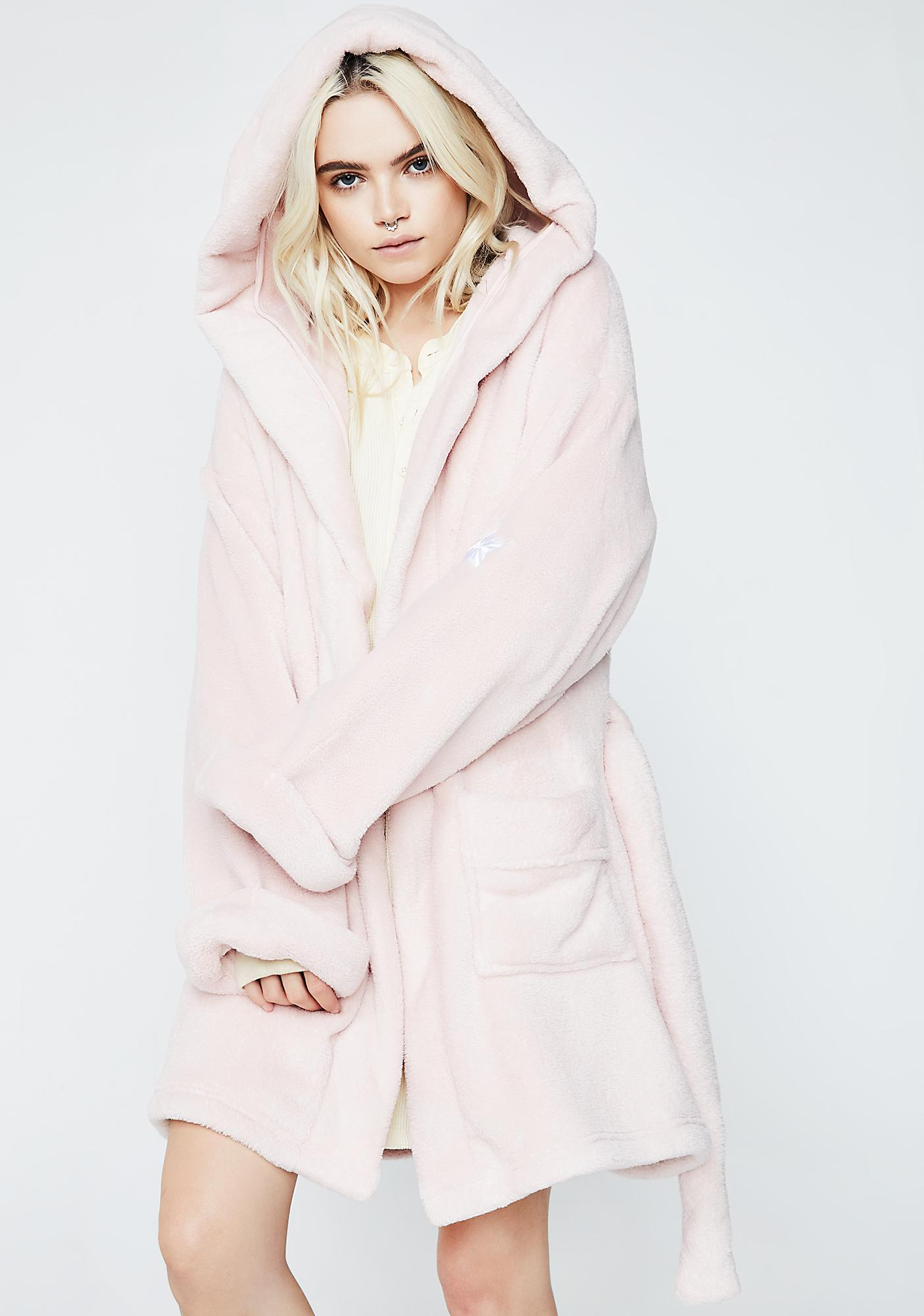 Wildfox Couture Lips Robe