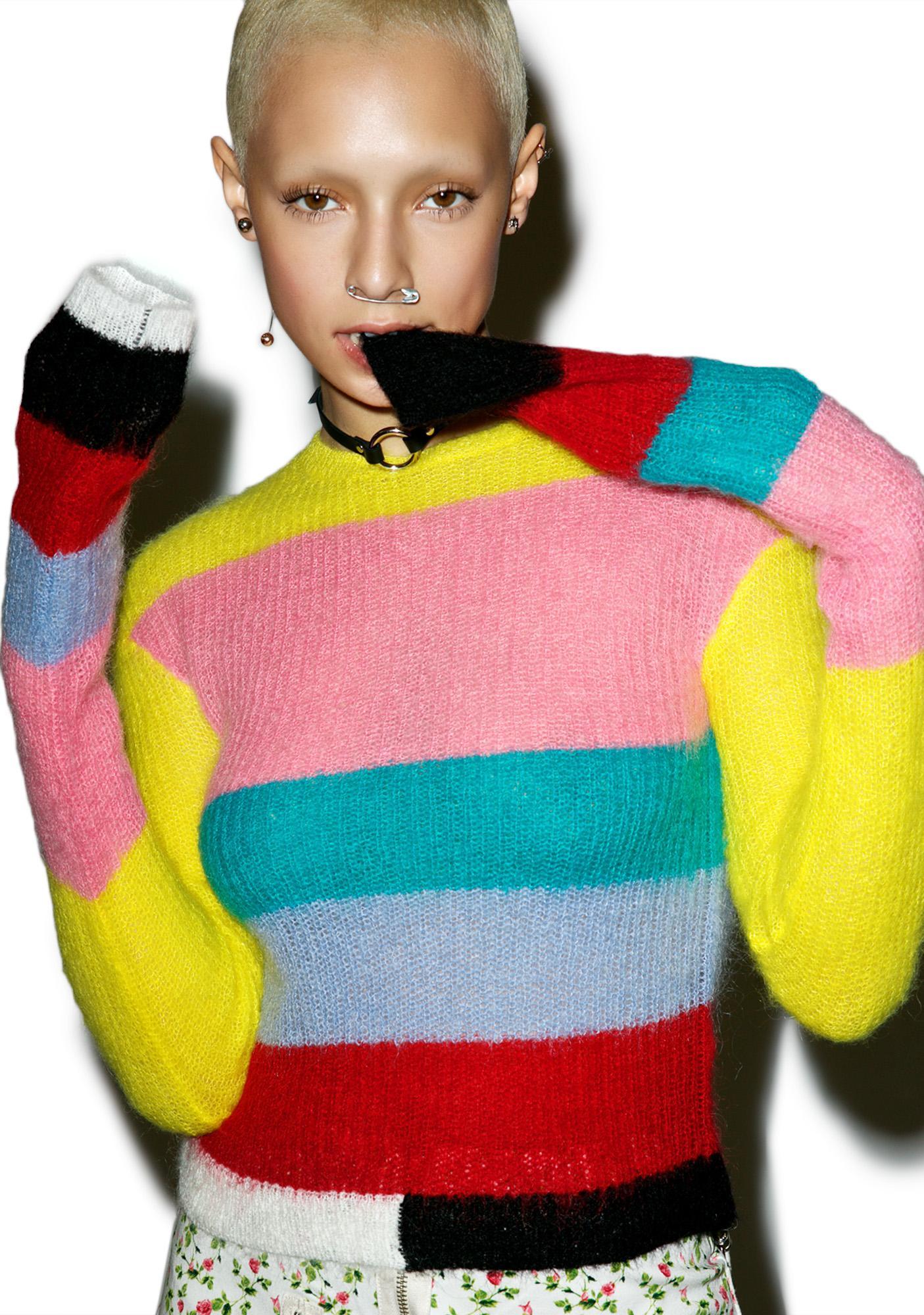 MadeMe Mohair Sweater