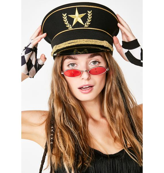 Ahoy Captain Hat