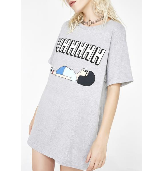 Freaky Friend Fiction Graphic Tee