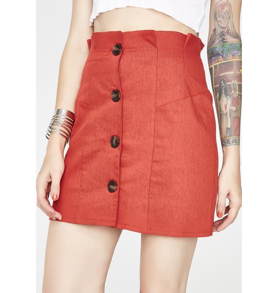 Manic Baby Mini Skirt