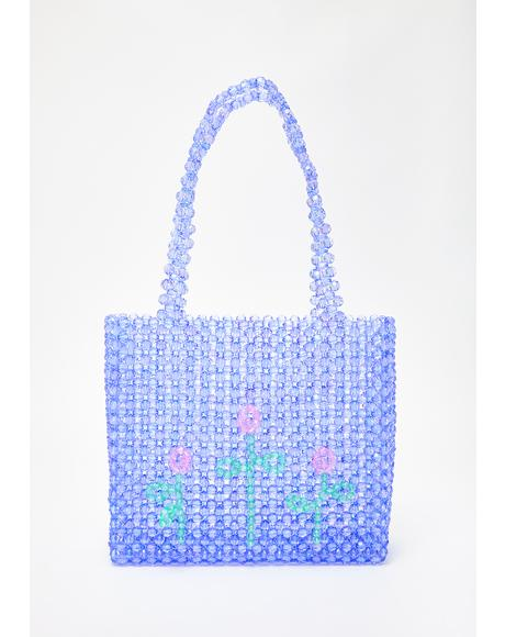 Secret Garden Beaded Bag