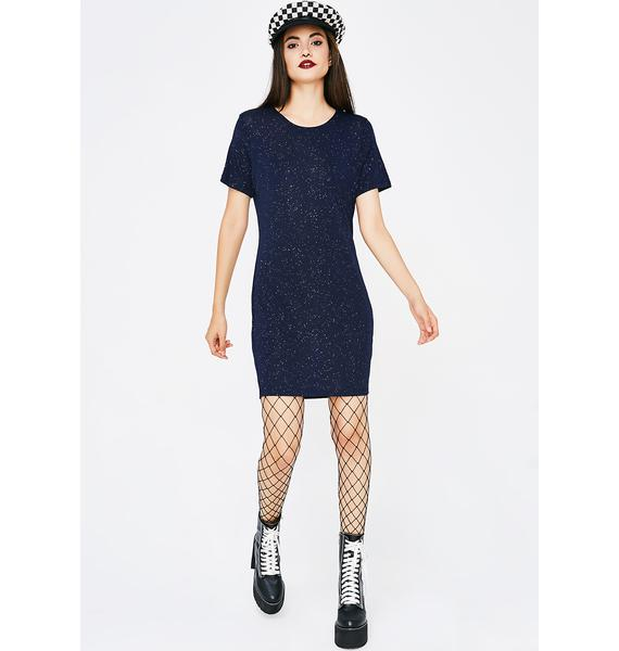 Personal Space Shirt Dress