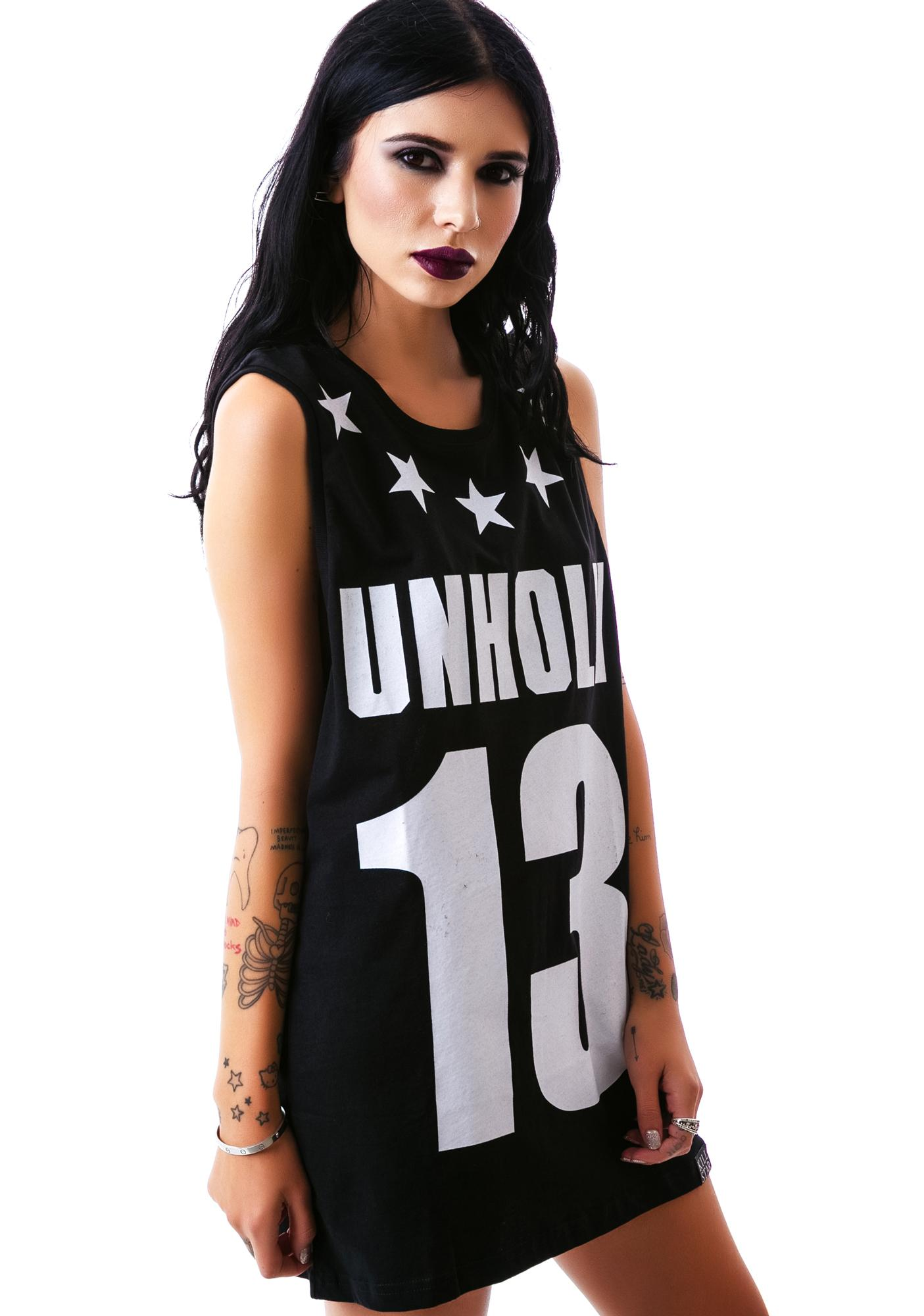 Killstar Unholy Tank