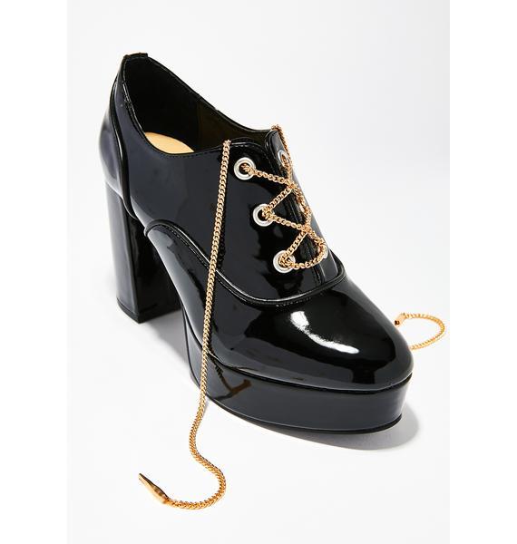 Trippin' On Ya Chain Shoelaces