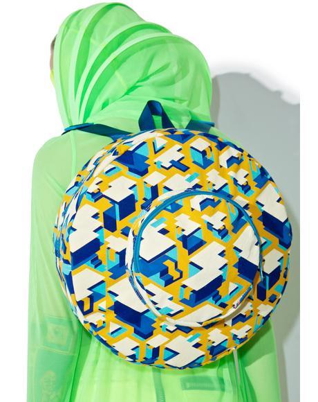 Platform Architect Circle Backpack