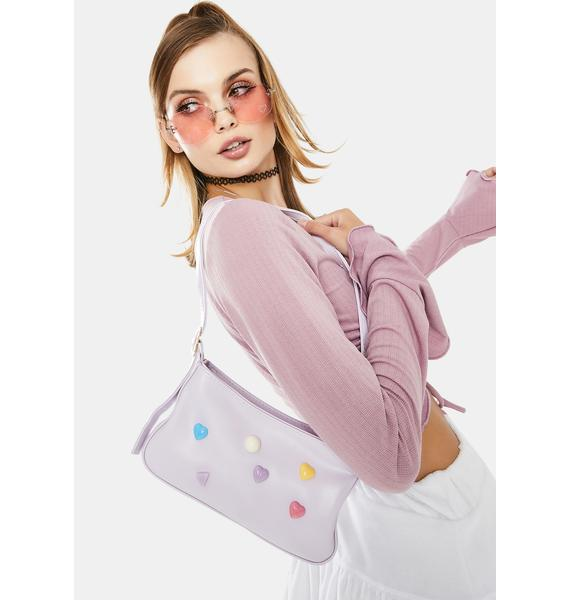 Candy Heart To Candy Heart Handbag