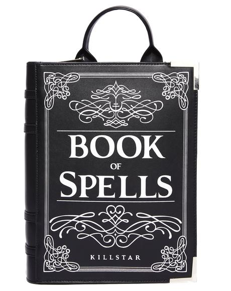 Book Of Spells Backpack