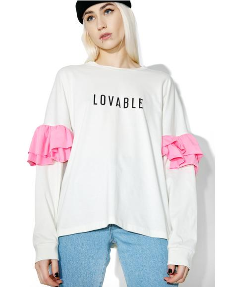 Loveable Tee