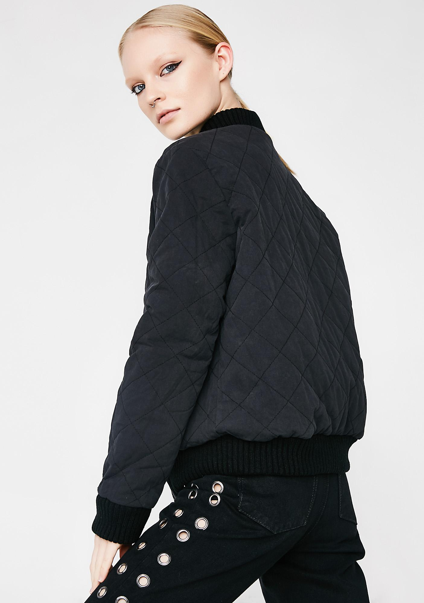 Lira Clothing Benson Reversible Bomber