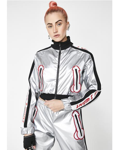 Dickalicious Tracksuit Jacket