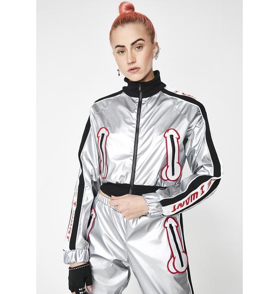 Namilia Dickalicious Tracksuit Jacket
