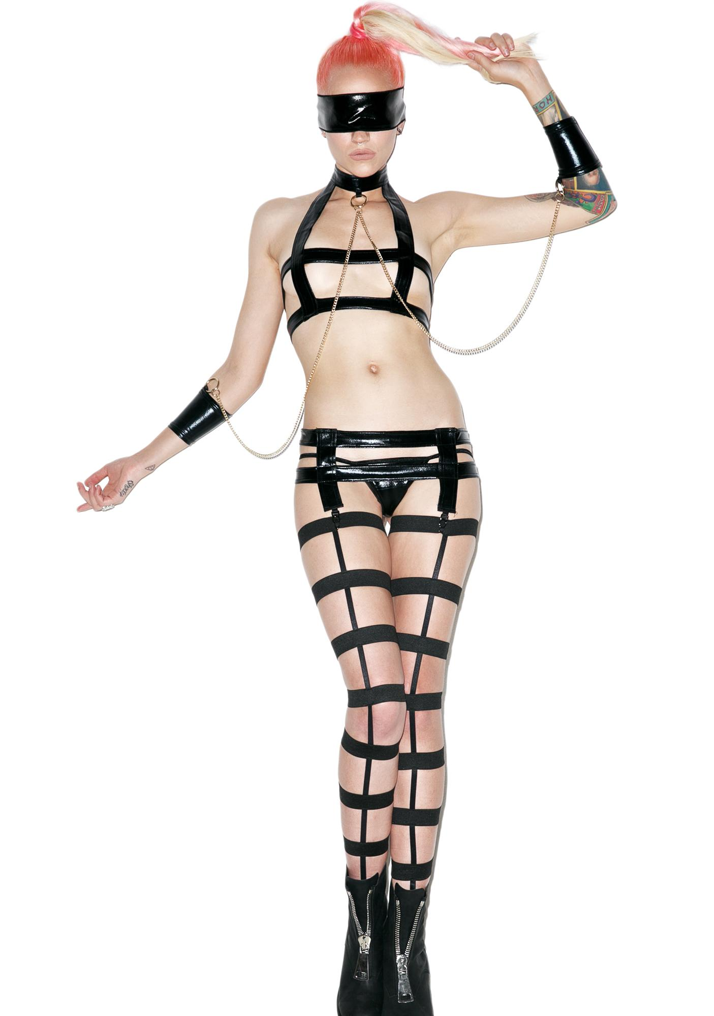 Strap Magic Bondage Set
