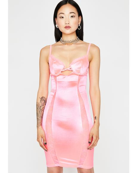 Candy Frisky Lil Freak Bodycon Dress