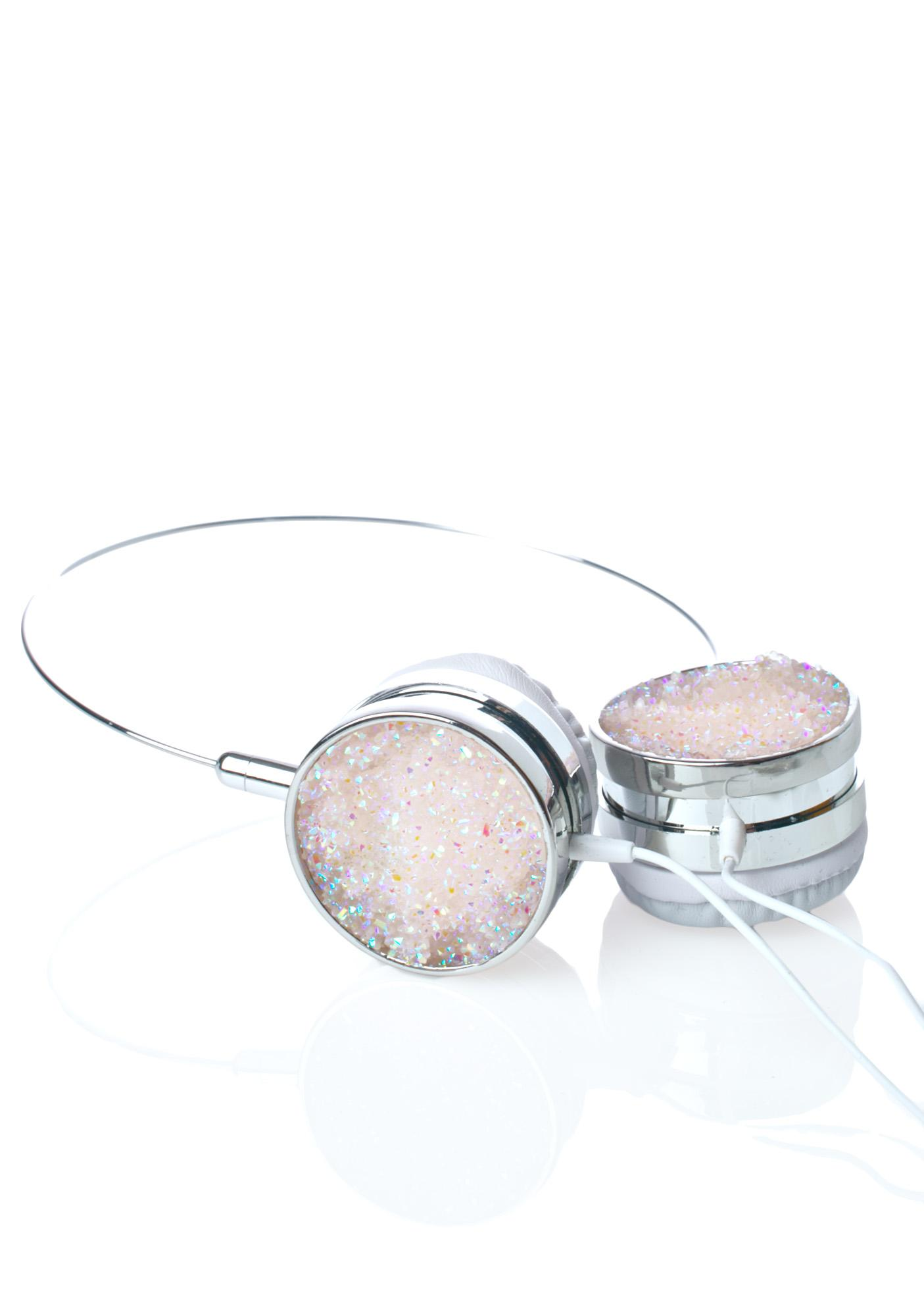 Skinnydip Quartz Headphones