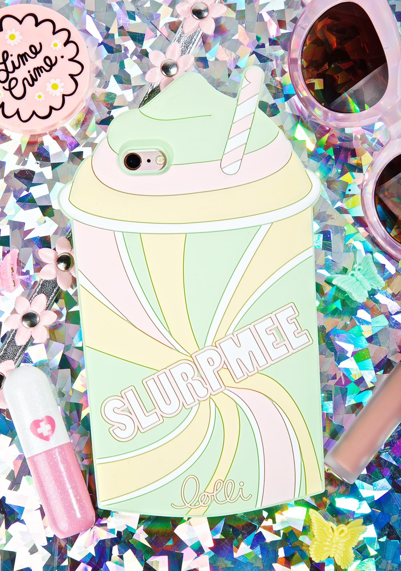 Lolli Swim Slurpmee iPhone 6+ Case