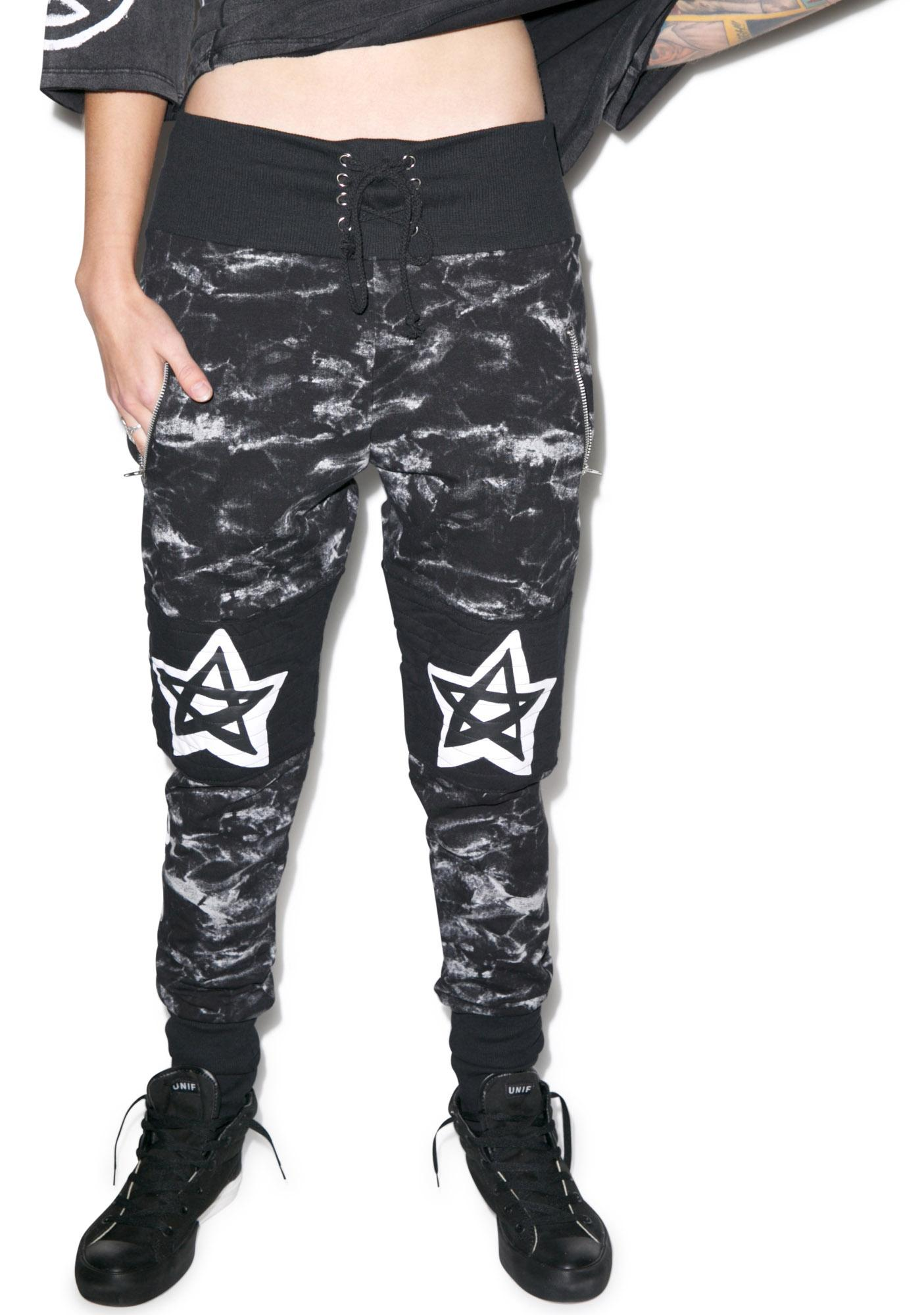 Too Fast Occult Icons Easy Rider Sweatpants