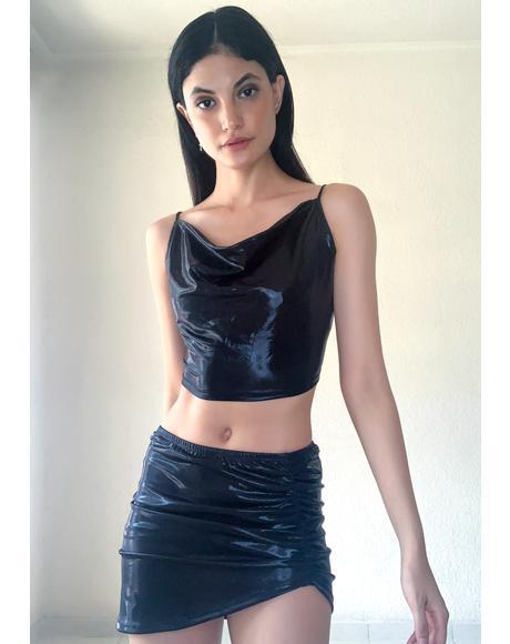 Do Too Much Skirt Set