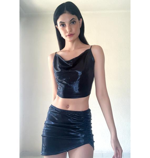 Poster Grl Do Too Much Skirt Set
