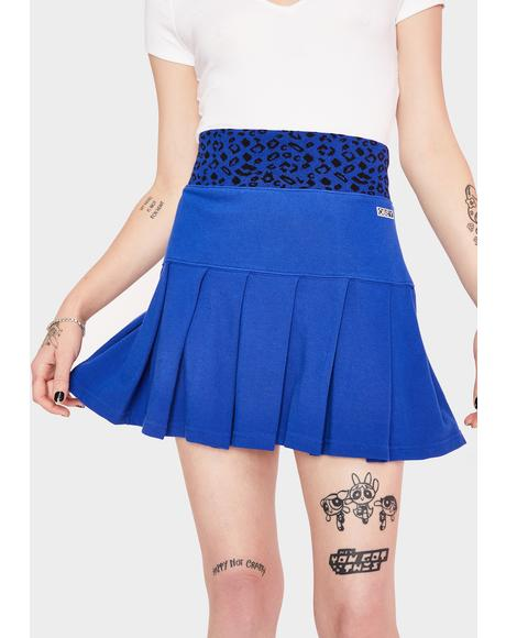 Liana Pleated Skirt