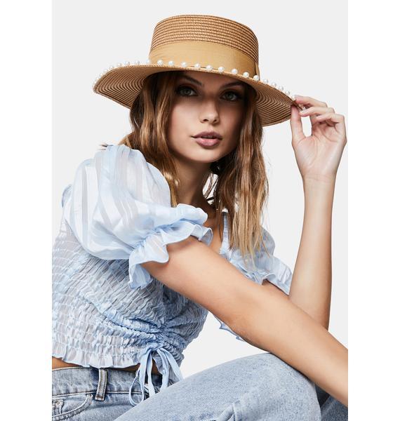 Dream Valley Straw Hat