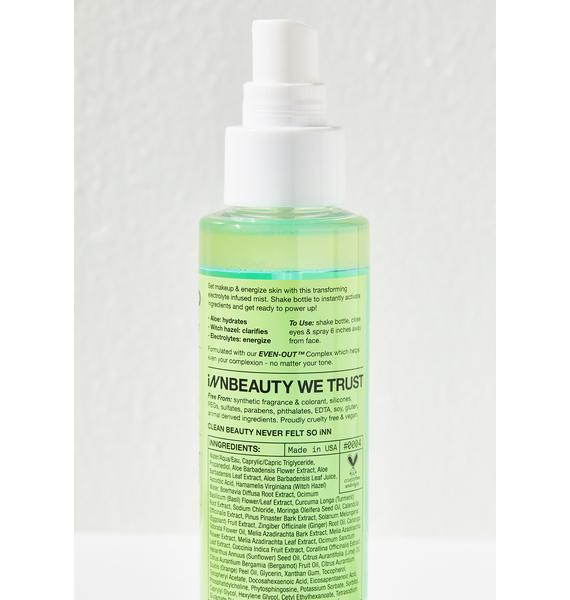 Inn Beauty Project Power Up Dual Phase Face Mist