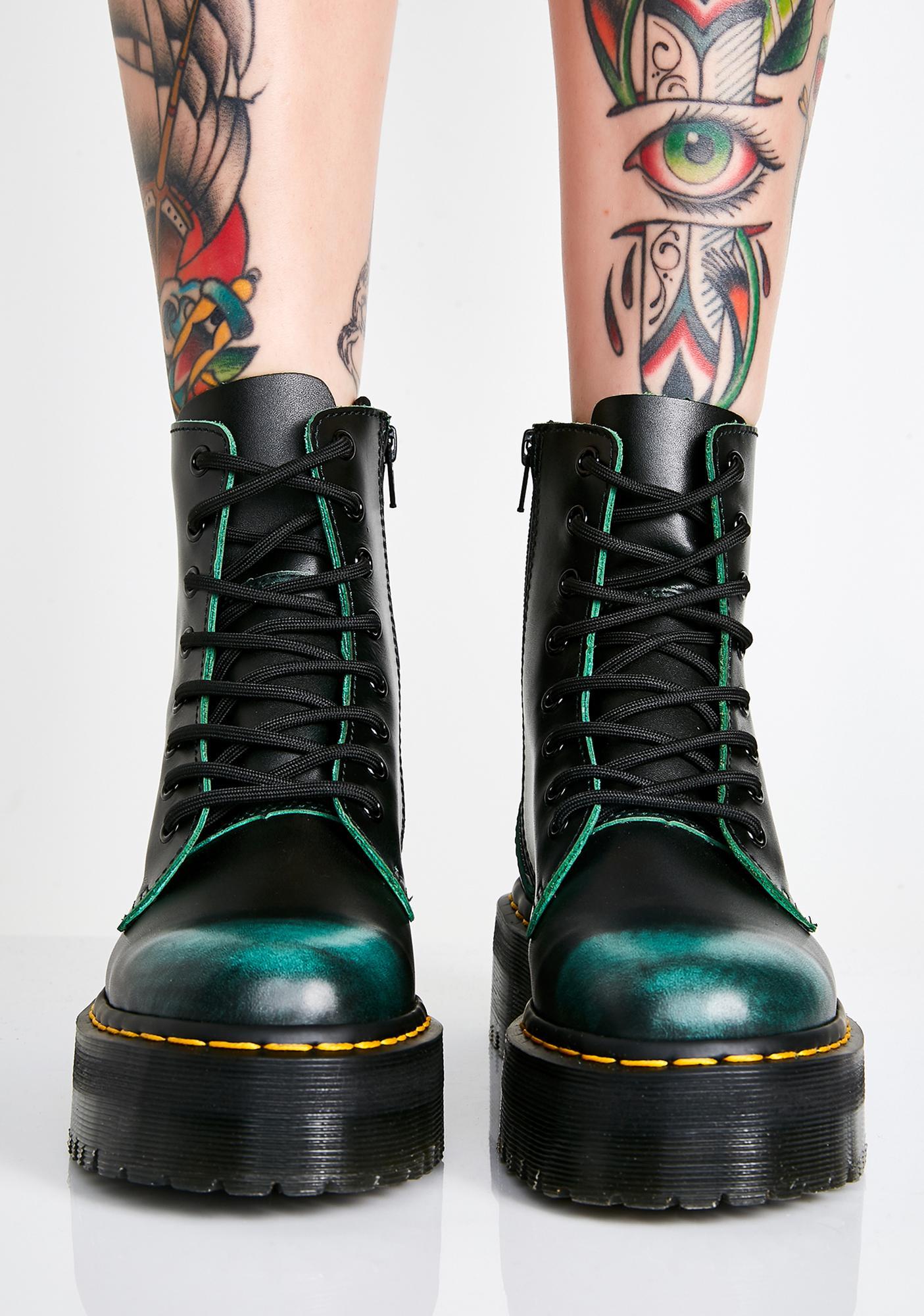 Dr. Martens Jadon Vintage Boots | Dolls