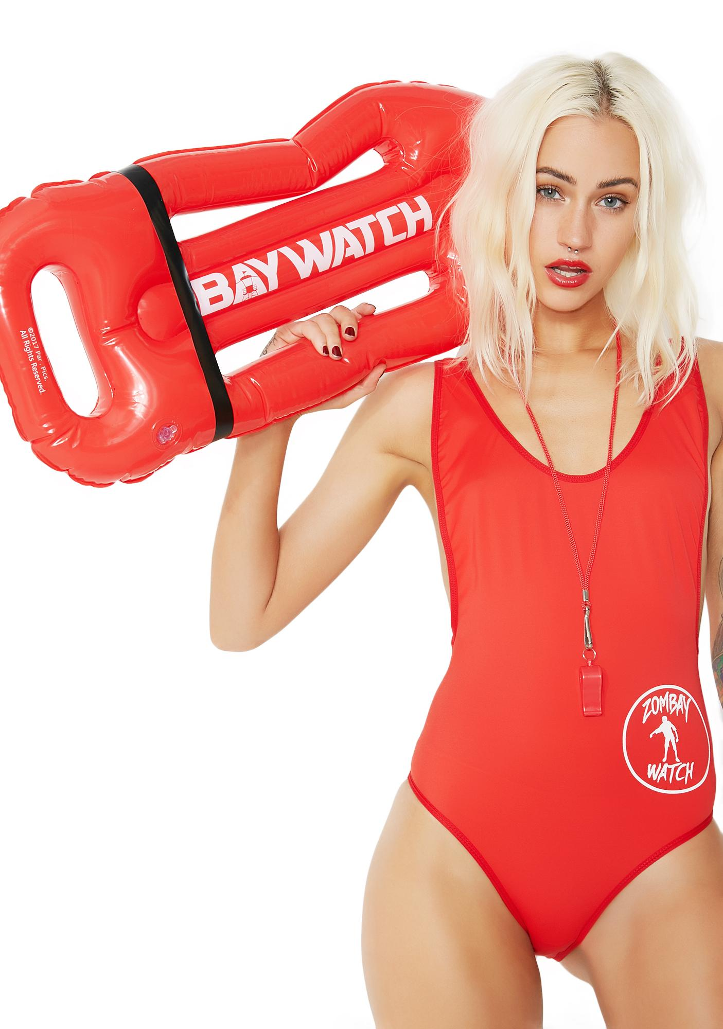 Savin' Lives Inflatable Buoy