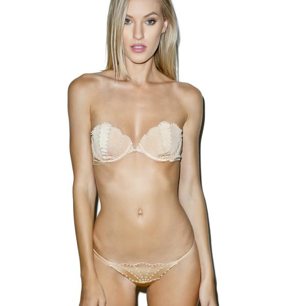 Margarita Mermaid Pearl Minx Bikini Top