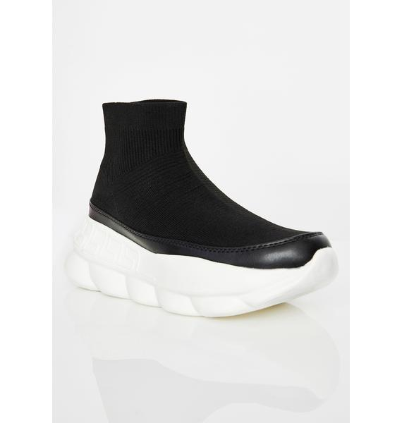 Self Made Sock Sneakers