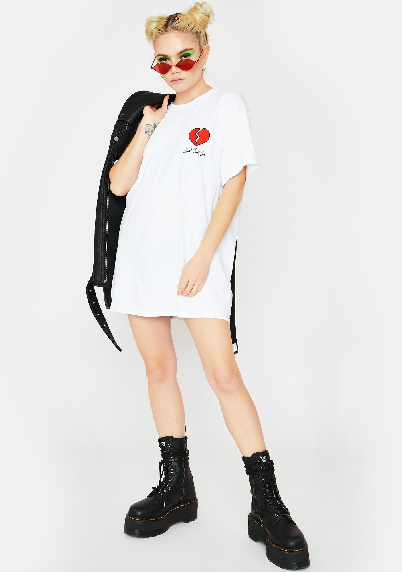 Last Call Co. Boots Graphic Tee