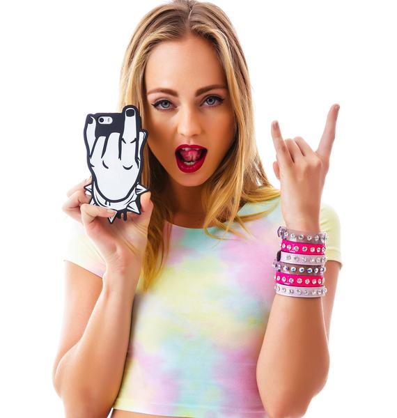 "Rock ""N"" Roll iPhone 5 Case"