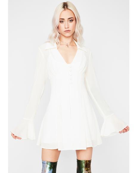 Blow Me A Kiss Mini Dress