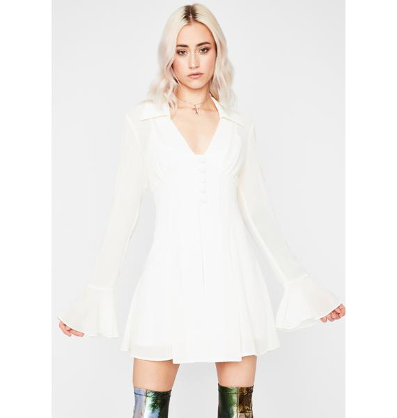 Current Mood Blow Me A Kiss Mini Dress