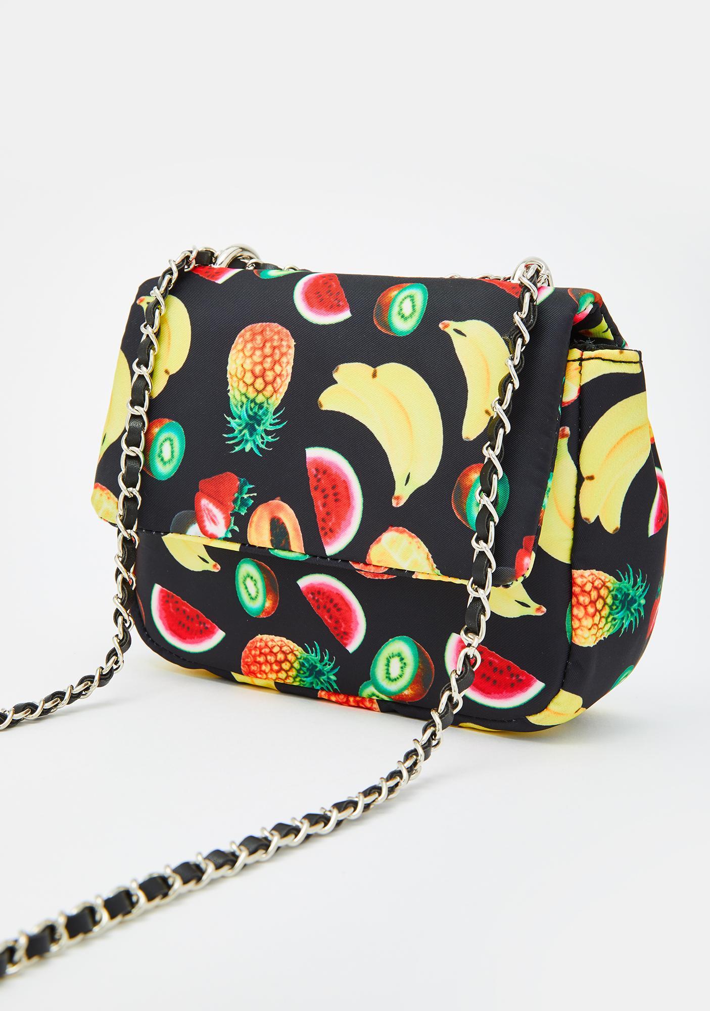 Midnight Fruit Punch Crossbody Bag