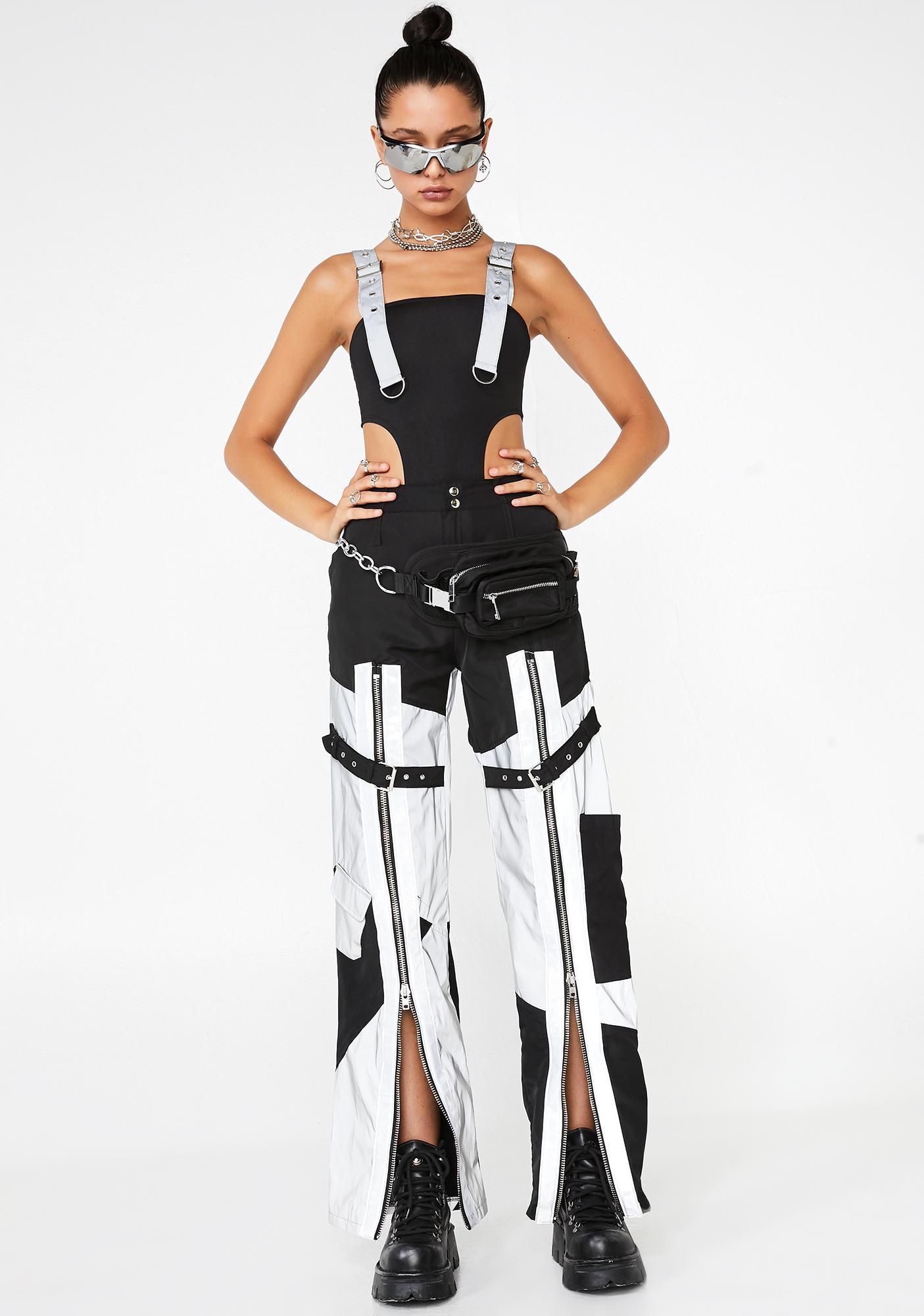 Surge Serve Reflective Bodysuit