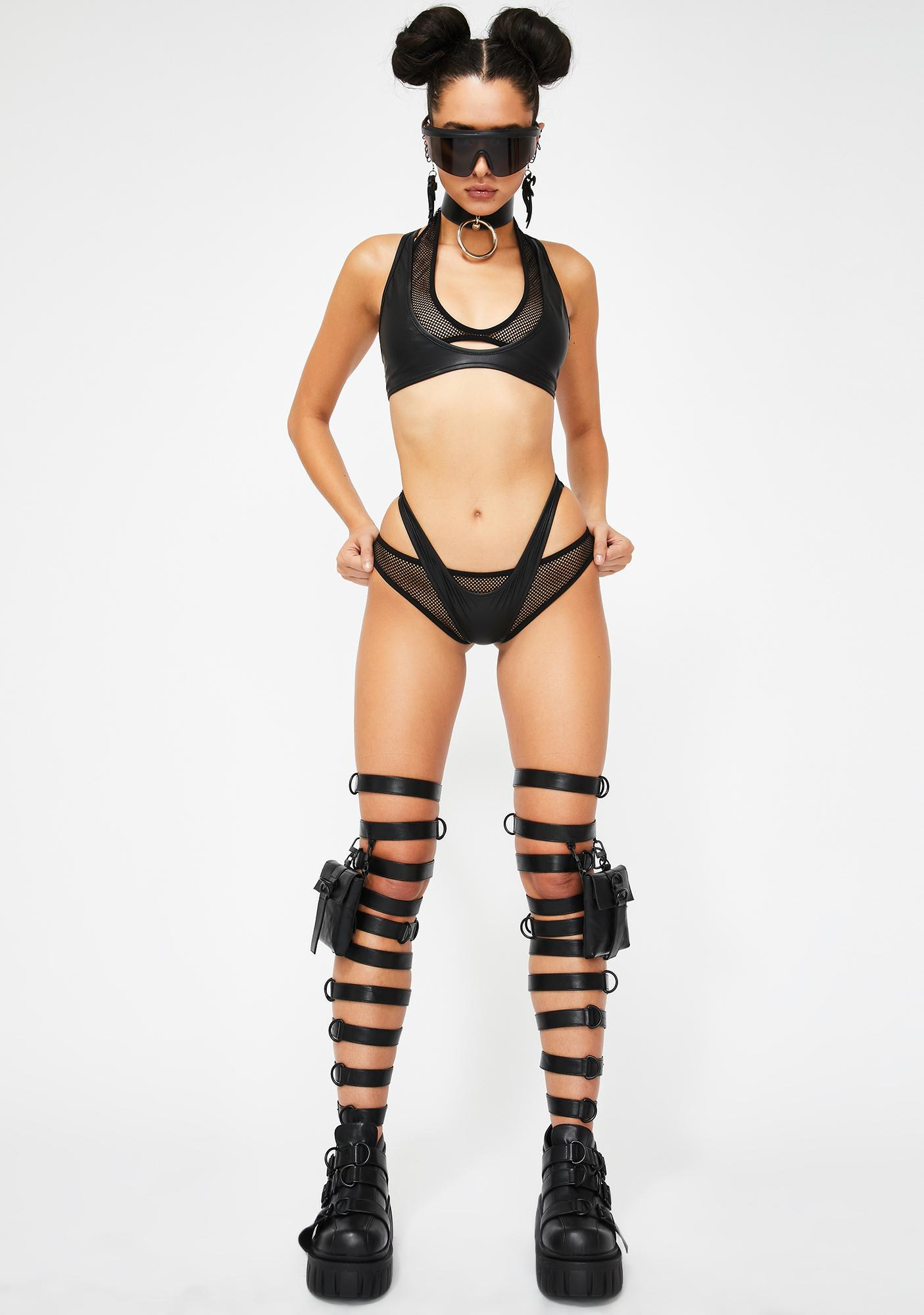 Club Exx Fatal Fantasy Layered Bottoms