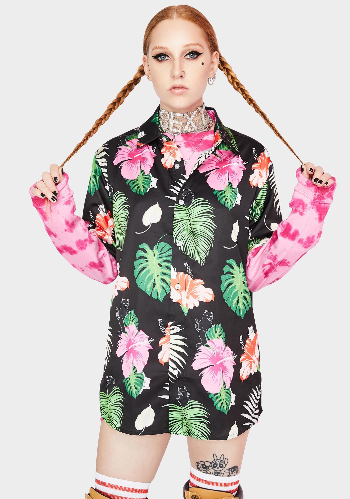 RIPNDIP Maui Nerm Button Up Shirt