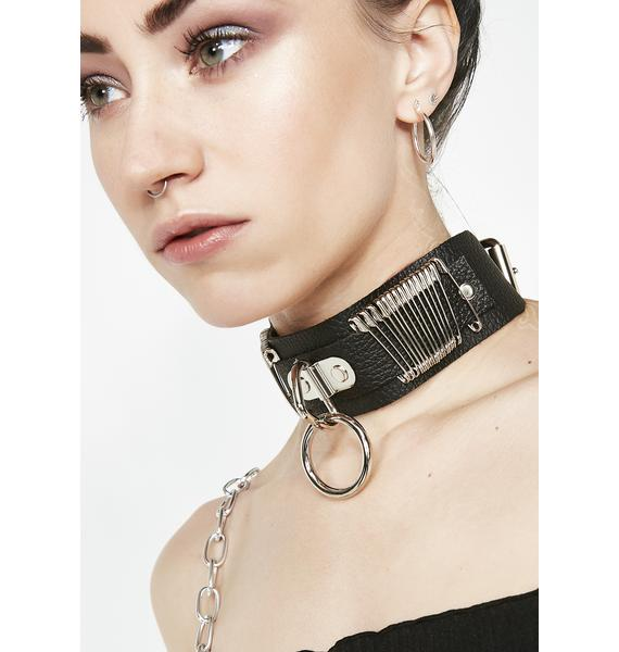Inner Demon O-Ring Choker