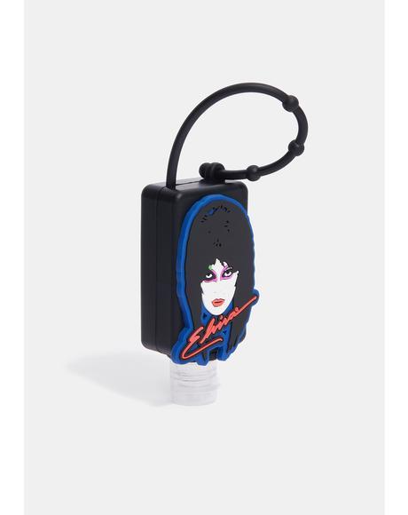 Elvira 80's Hand Sanitizer Holder