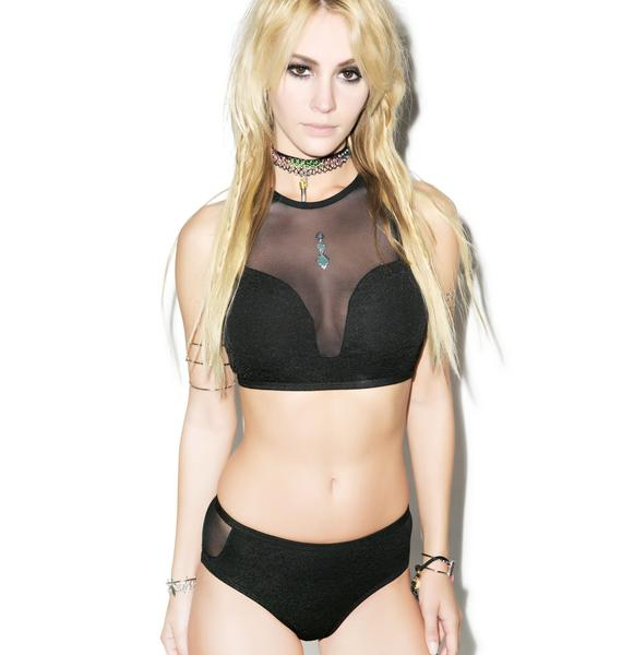 Motel Vice Cut Out Bikini