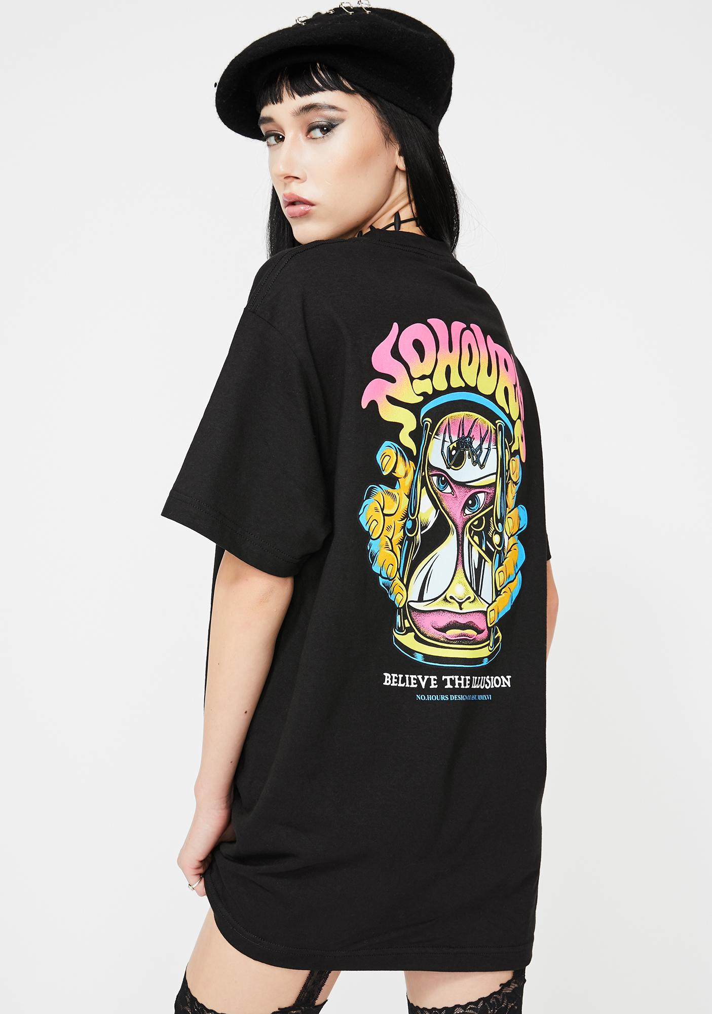No Hours Sands Graphic Tee