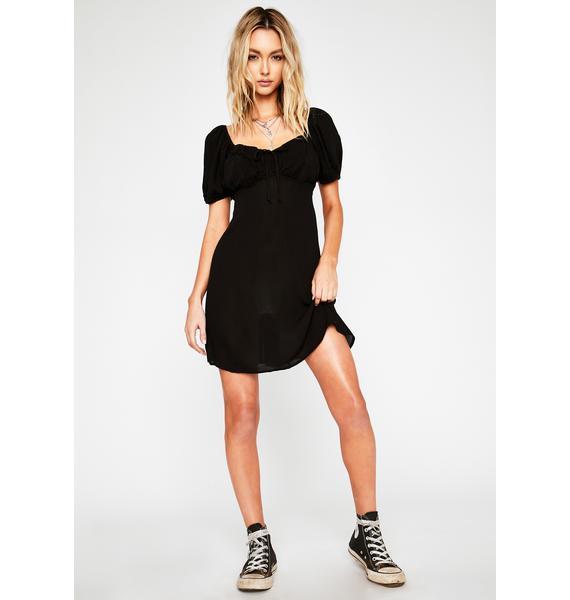Trouble Maker Mini Dress