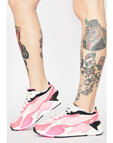 Peony RS-X3 Puzzle Sneakers