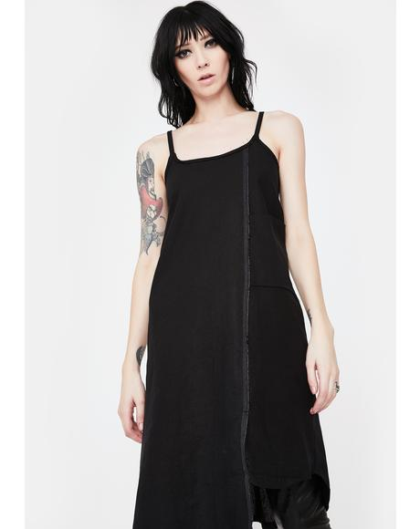 Hayley Linen Midi Dress