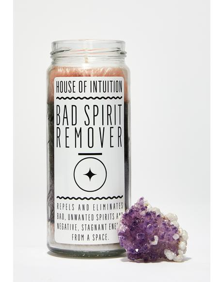 Bad Spirit Remover Magic Candle