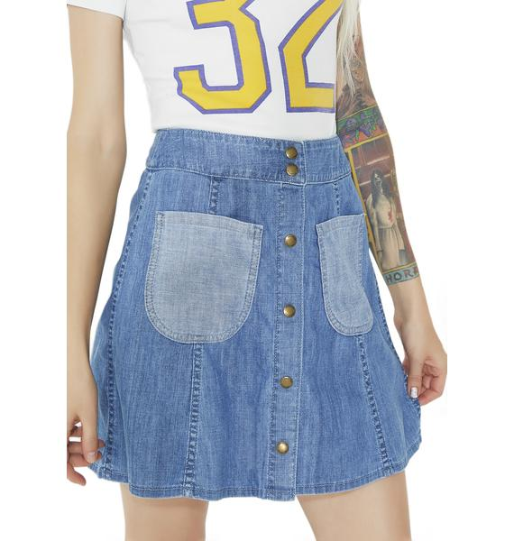 Wildfox Couture Frankie Skirt